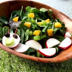 Coma as verduras!