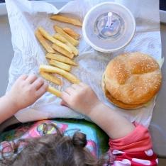 Por que é tão difícil resistir à batata frita?
