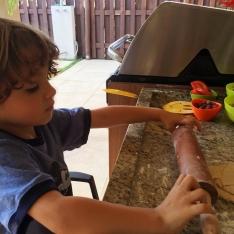 6 recheios de pizza saudáveis para a criançada